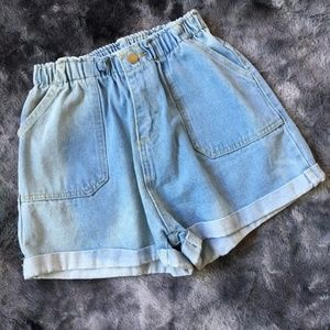 Urban Outfitters 90's Mom Shorts